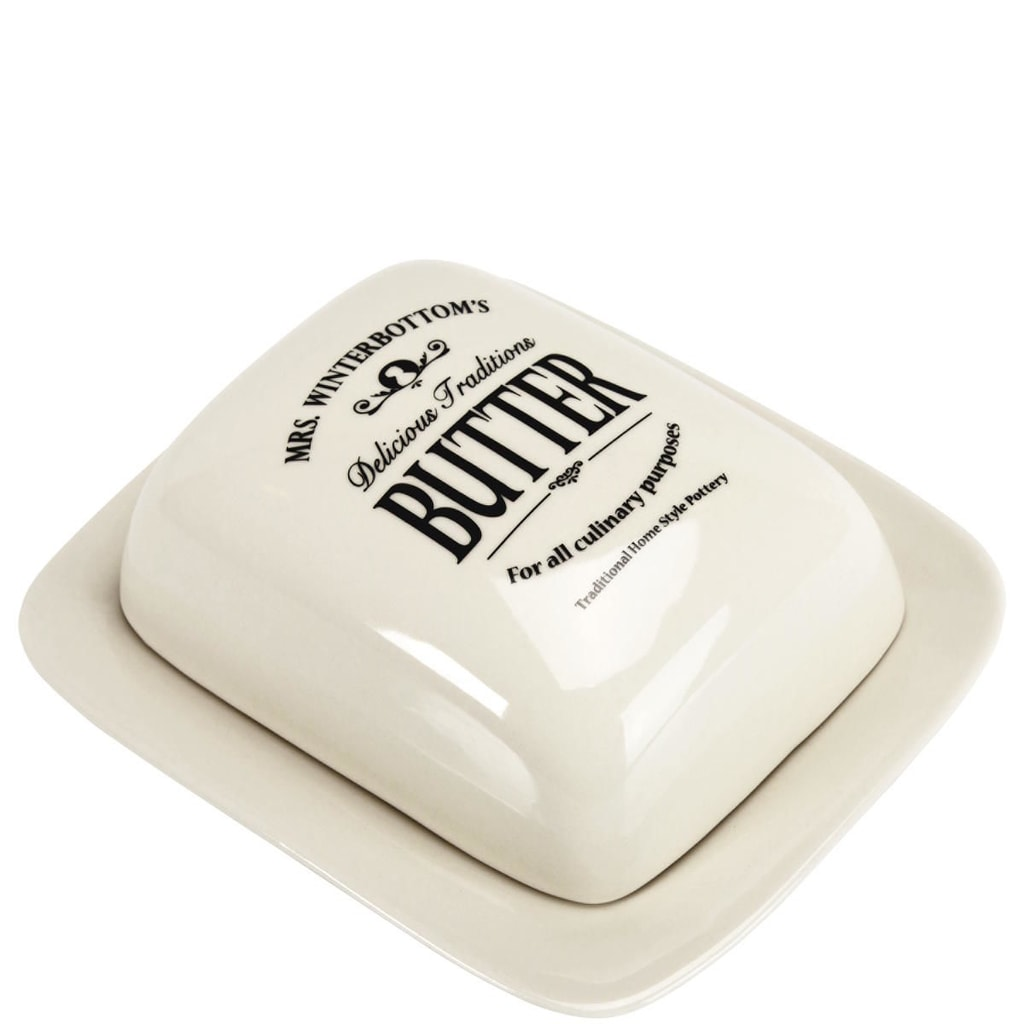 MRS. WINTERBOTTOM´S Dóza na máslo