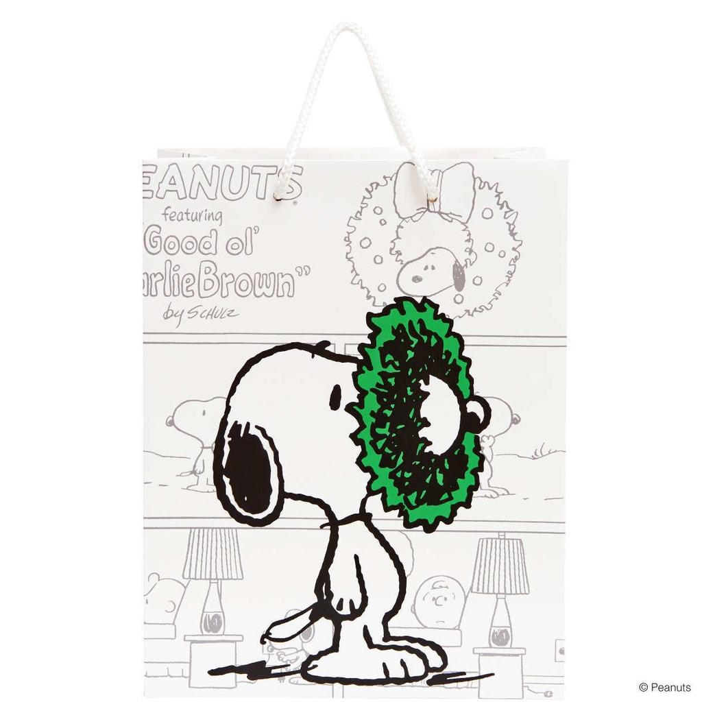 PEANUTS Dárková taška Snoopy velká