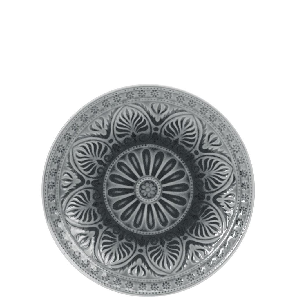 SUMATRA Talíř Ø 21 cm - šedá