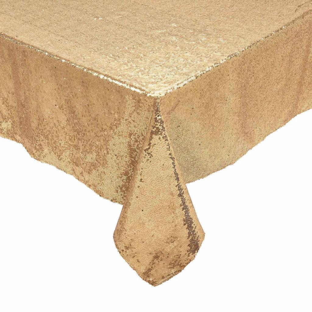 GOLD RUSH Ubrus 160 x 160 cm