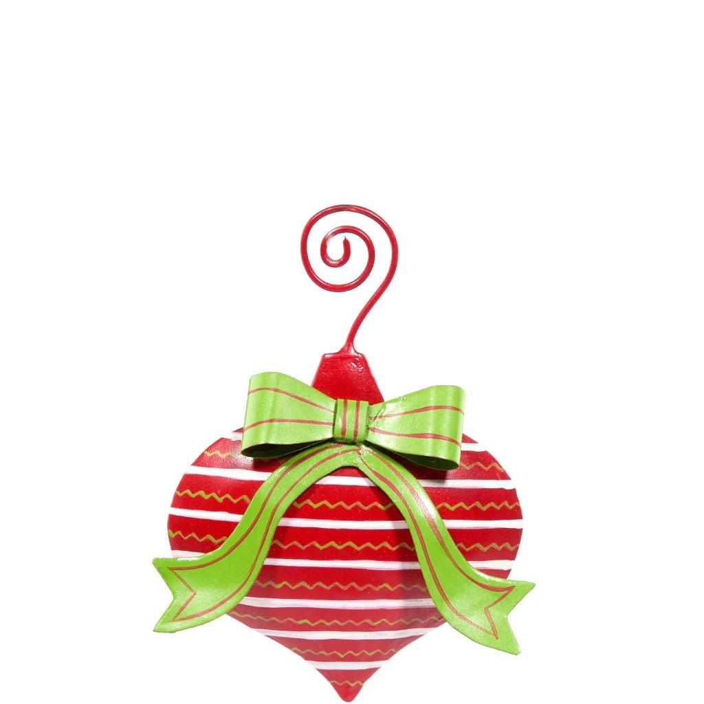 HANG ON Ozdoba baňka ornament