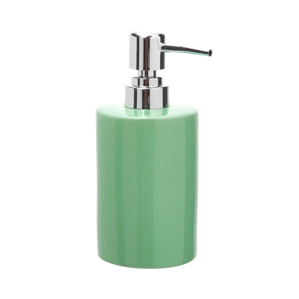 POINT OF COLOUR Dávkovač na mýdlo - zelená