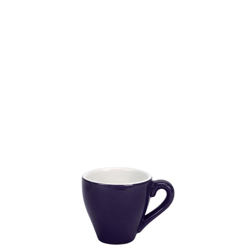 MIX IT! Šálek na espresso 90 ml - modrá