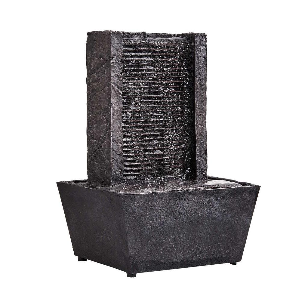 MAI KI Fontánka na stůl - černá