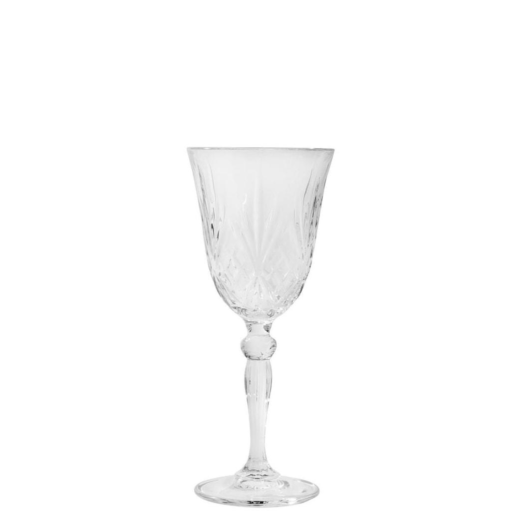 CRYSTAL CLUB Sklenice na bílé víno