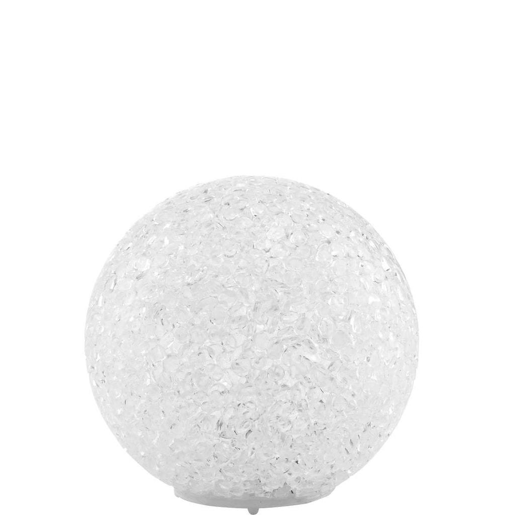BRIGHT NIGHT LED Sněhová koule 8 cm