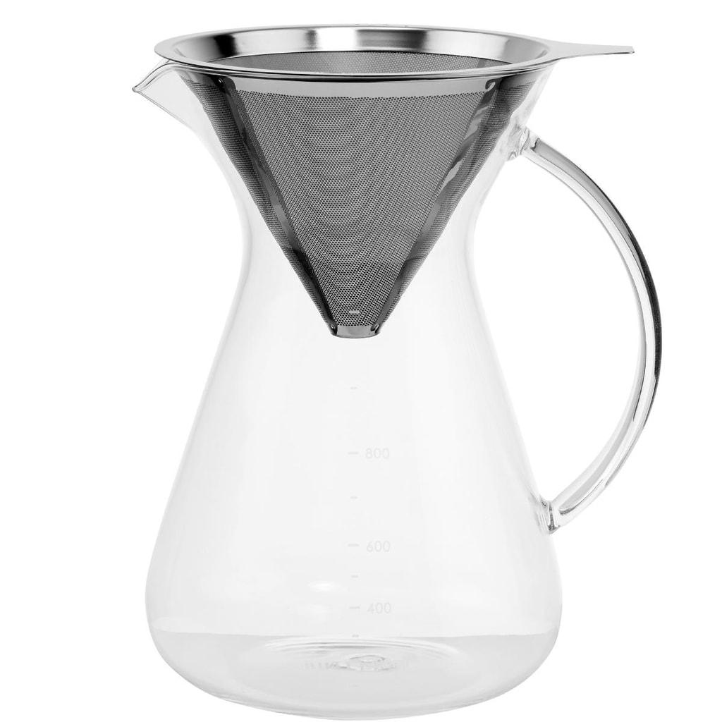 SLOW COFFEE Konvice na překapávanou kávu 900ml