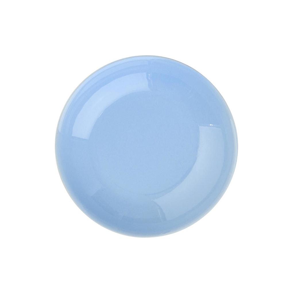 SPHERE Talíř na těstoviny 21,5 cm - sv. modrá