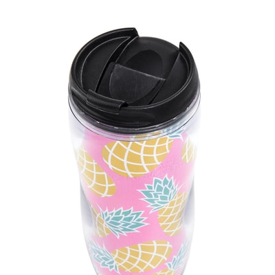 CUP OF JOY Termo hrnek 400 ml - ananas