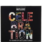 CELEBRATION CD 10let Butlers písniček