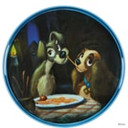 THATS AMORE Podnos Lady & Tramp